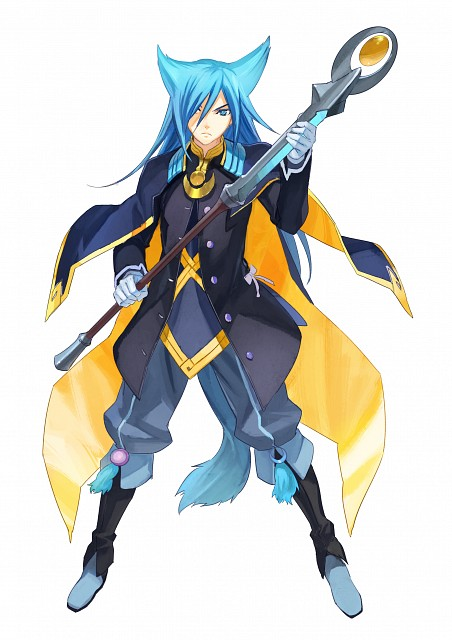 Namco, Tales of the World: Reve Unitia, Nahato, Official Digital Art