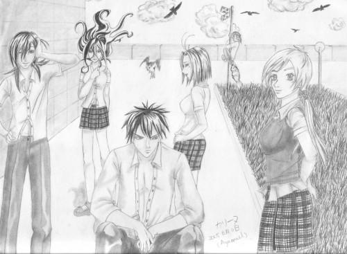 Studio Deen, Samurai Deeper Kyo, Demon Eyes Kyo, Yukimura Sanada (SDK), Yuya Shiina