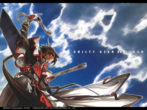 Guilty Gear, Official Wallpaper