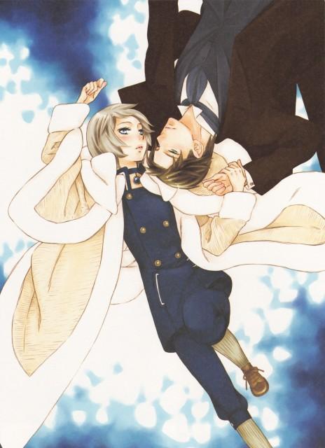 Lily Hoshino, Blue Eyes (Series), Mahou Zaiku, Leonhart (Blue Eyes), Nize