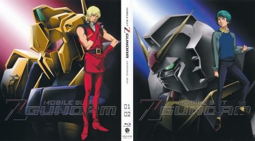 Sunrise (Studio), Mobile Suit Zeta Gundam, Char Aznable, Kamille Bidan