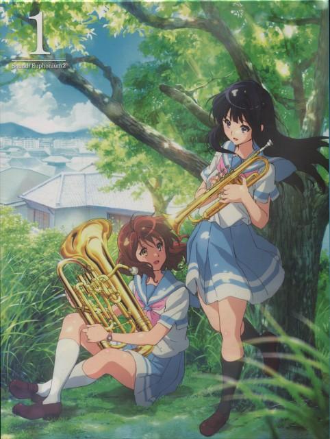Shouko Ikeda, Kyoto Animation, Pony Canyon, Hibike! Euphonium, Rena Kousaka