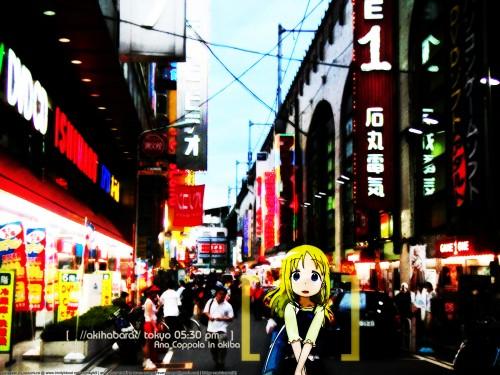 Barasui, Ichigo Mashimaro, Ana Coppola Wallpaper