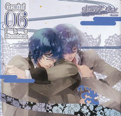 Kazuaki, Starry Sky, Iku Mizushima, Album Cover