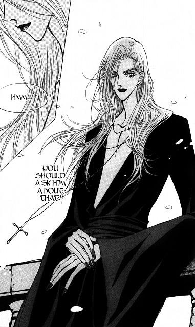 So-Young Lee, Model, Michael Moyers, Manga Panels