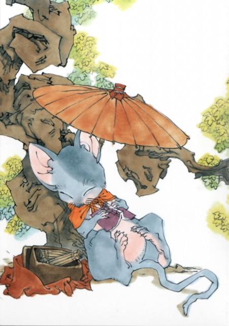 Akihiro Yamada, Twelve Kingdoms, Rakushun