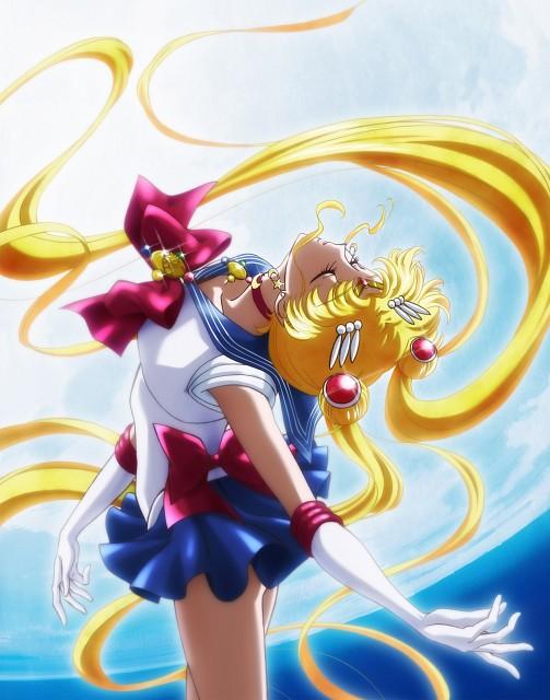 Yukie Sakou, Toei Animation, Bishoujo Senshi Sailor Moon, Sailor Moon, Official Digital Art