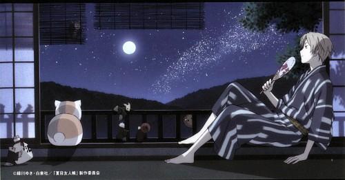 Brains Base, Natsume Yuujinchou, Takashi Natsume, Nyanko-sensei, Album Cover