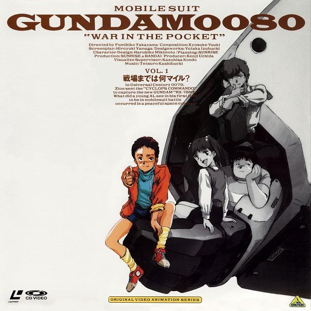 Mobile Suit Gundam 0080, Alfred Izuruha, Dorothy (Gundam 0080), Album Cover