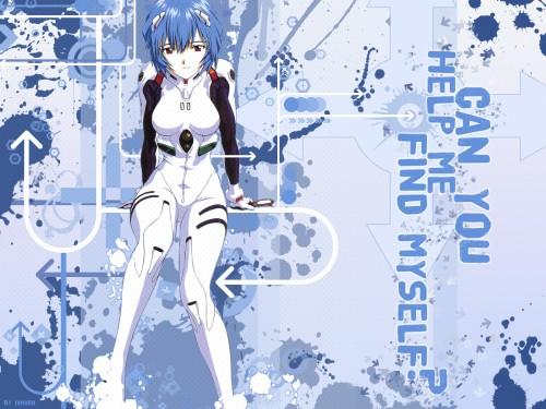 Neon Genesis Evangelion, Rei Ayanami Wallpaper