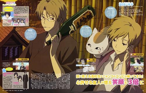 Yuki Midorikawa, Brains Base, Natsume Yuujin-Chou, Seiji Matoba, Nyanko-sensei