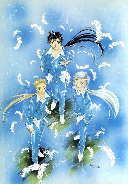 Midori Honma, Bishoujo Senshi Sailor Moon, Infinity, Seiya Kou, Yaten Kou