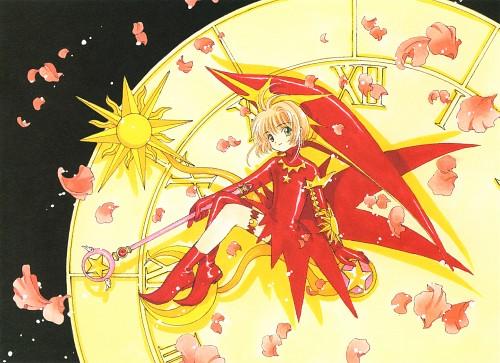 CLAMP, Madhouse, Cardcaptor Sakura, Cardcaptor Sakura Illustrations Collection 2, Sakura Kinomoto