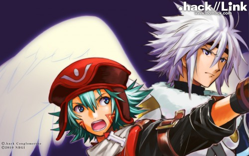 .hack//Link, Balmung, Kite (.hack//infection)