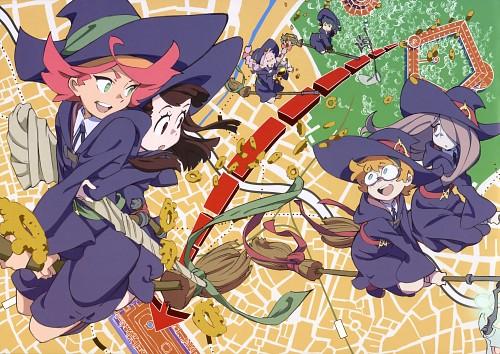 Trigger (Studio), Little Witch Academia, Lotte Yansson, Atsuko Kagari, Jasminka Antonenko