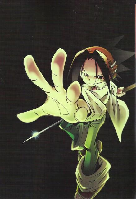 Hiroyuki Takei, Xebec, Shaman King, Yoh Asakura