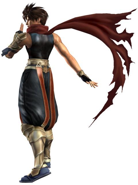 Bloody Roar, Bakuryu