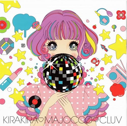 Akemi Takada, Studio Pierrot, Creamy Mami, Album Cover