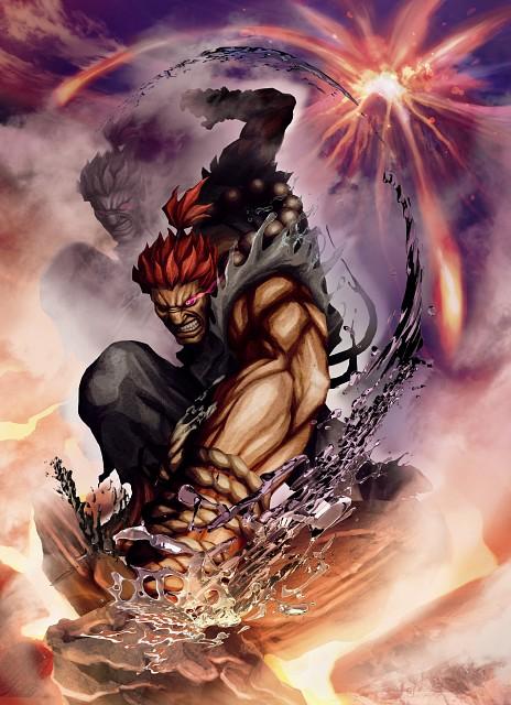 Capcom, Street Fighter x Tekken, Street Fighter, Akuma (Street Fighter)