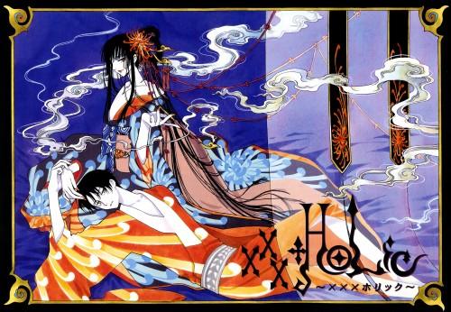 CLAMP, xxxHOLiC, Kimihiro Watanuki, Yuuko Ichihara