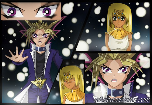 Yu-Gi-Oh! Duel Monsters, Yami Yuugi, Member Art
