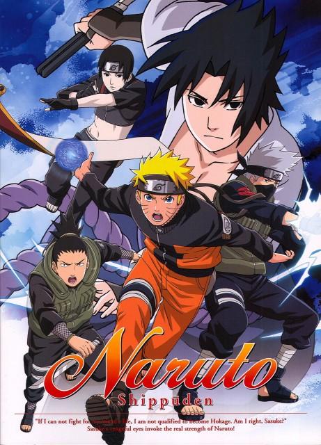 Studio Pierrot, Naruto, Naruto Uzumaki, Sasuke Uchiha, Kakashi Hatake