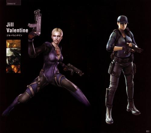 Capcom, Resident Evil 5, Jill Valentine