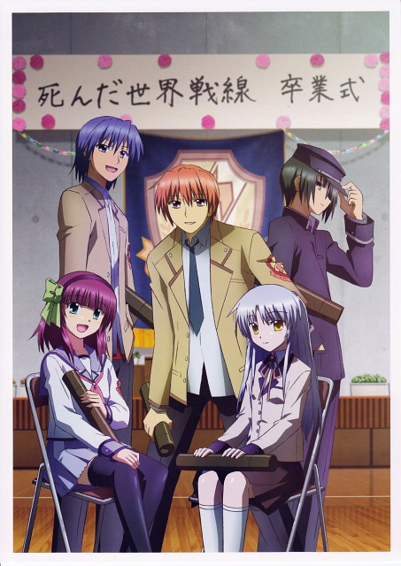 Na-Ga, Key (Studio), P.A. Works, Angel Beats!, Yuri Nakamura