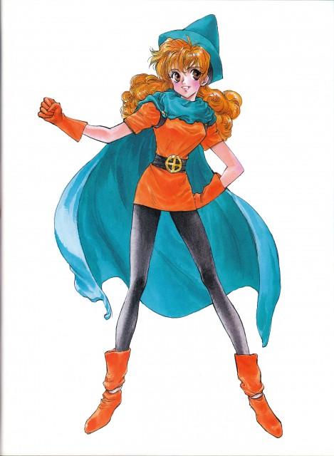 Mutsumi Inomata, Dragon Quest, Alena