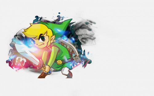Nintendo, The Legend of Zelda, Link, Toon Link Wallpaper