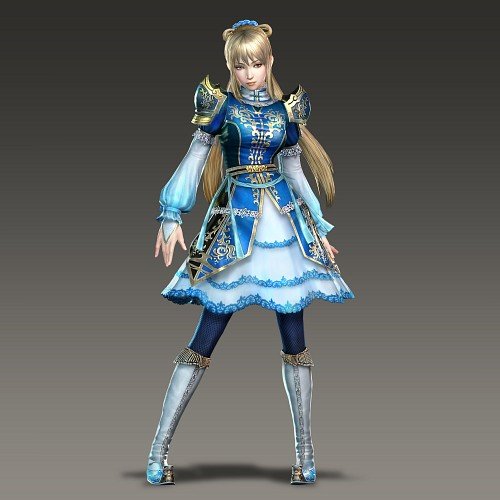 Koei, Dynasty Warriors, Wang Yuanji