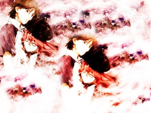 BONES, RahXephon, Quon Kisaragi, Ayato Kamina Wallpaper