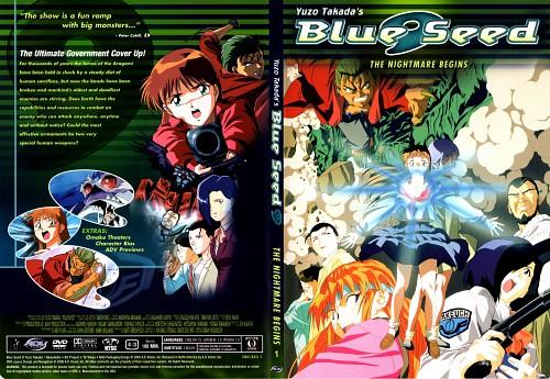 Yuzo Takada, Production I.G, Blue Seed, Daitetsu Kunikida, Yoshiki Yaegashi