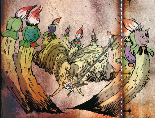 Capcom, Okami Official Illustrations Collection, Okami