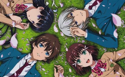 Sunrise (Studio), Kakumeiki Valvrave, Shouko Sashinami, Saki Rukino, L-elf Karlstein
