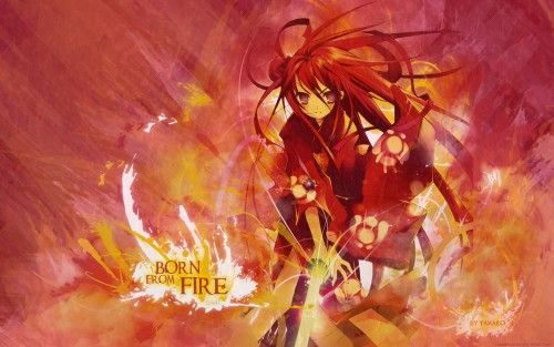 Shakugan no Shana, Shana Wallpaper