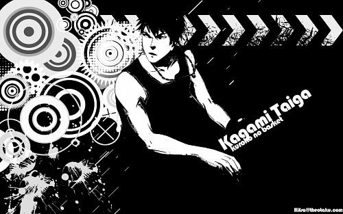 Tadatoshi Fujimaki, Production I.G, Kuroko no Basket, Taiga Kagami Wallpaper