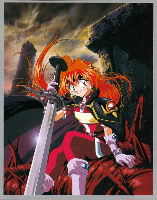 J.C. Staff, Slayers, Lina Inverse, Animage