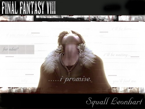 Square Enix, Final Fantasy VIII, Squall Leonhart Wallpaper