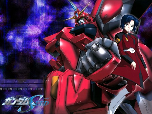 Sunrise (Studio), Mobile Suit Gundam SEED, Athrun Zala Wallpaper