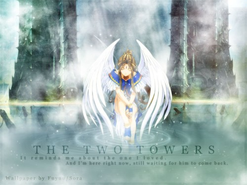 Anime International Company, Lord of the Rings, Ah! Megami-sama, Belldandy Wallpaper