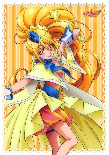 Toei Animation, HUGtto! Precure, Cure Étoile, Animage, Pencil Board