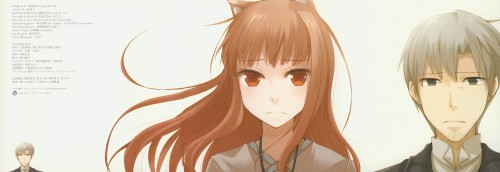 Juu Ayakura, Spice and Wolf, Kraft Lawrence, Horo