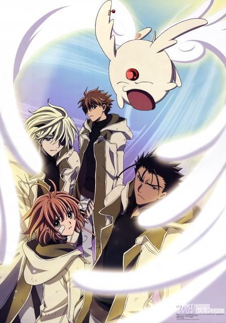 Production I.G, Tsubasa Reservoir Chronicle, Kurogane, Mokona, Syaoran Li