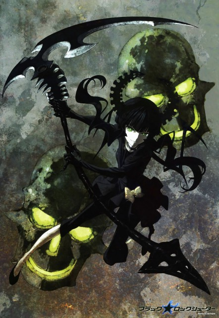 huke, Black Rock Shooter, Dead Master