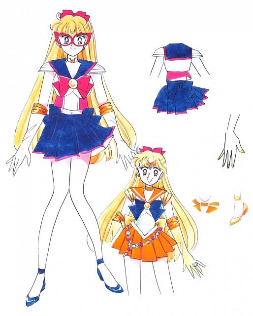 Naoko Takeuchi, Codename: Sailor V, Bishoujo Senshi Sailor Moon, BSSM Materials Collection, Sailor Venus