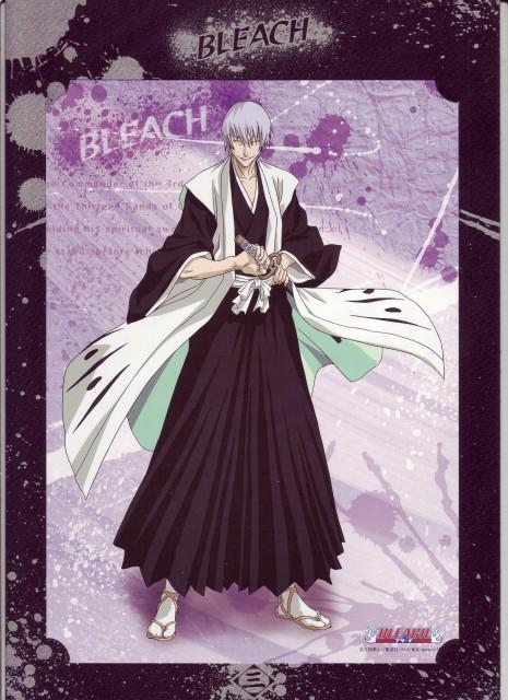 Studio Pierrot, Bleach, Gin Ichimaru