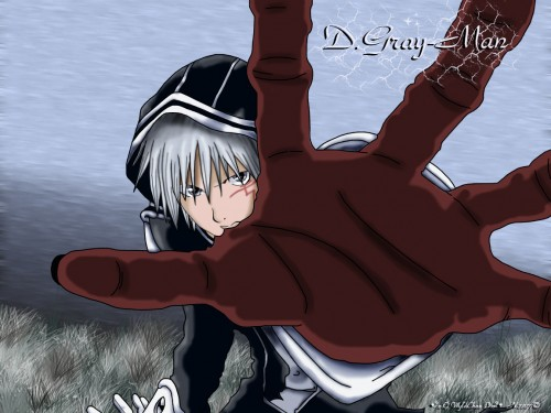 Katsura Hoshino, TMS Entertainment, D Gray-Man, Allen Walker Wallpaper