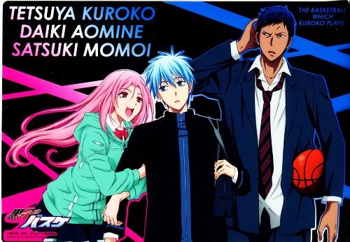 Tadatoshi Fujimaki, Production I.G, Kuroko no Basket, Daiki Aomine, Satsuki Momoi
