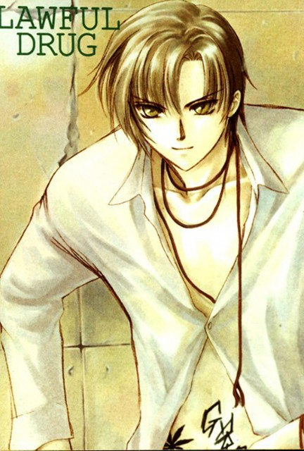 CLAMP, Legal Drug, Kazahaya Kudou